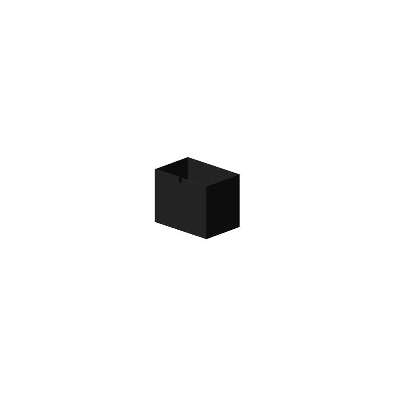 kiste passt z b auch in ein 40er billy regal 29 90cm hoch das. Black Bedroom Furniture Sets. Home Design Ideas
