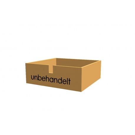 Kiste nach Maß, Buche-Sperrholz unbehandelt