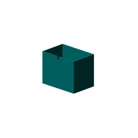 Kiste passt z.B. auch in ein 40er Billy Regal - 29,90cm hoch