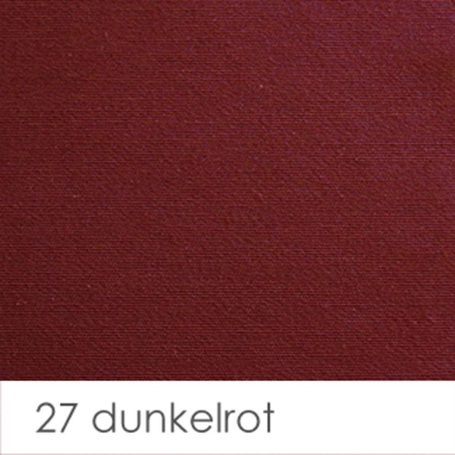 27 dunkelrot